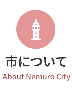 市について About Nemuro City